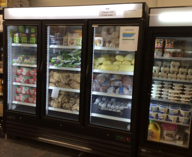New Refrigeration Equipment