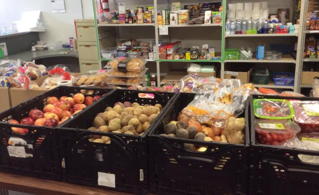 Simcoe Caring Cupboard