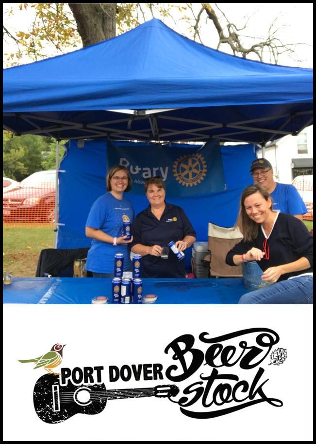 rotary At Beer Stock