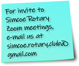 For Invite To Simcoe Rotary Zoom Meetings