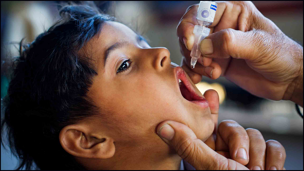 End Polio Now!