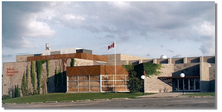 Simcoe Recreation Centre