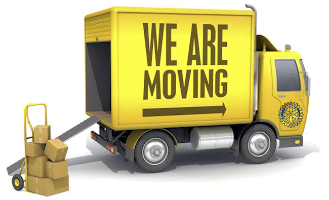 We Are Moving Again!