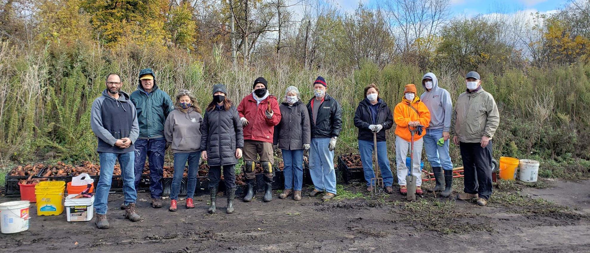 Gleaning Team