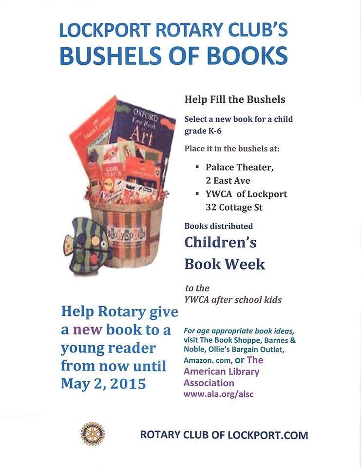 Bushels of Books