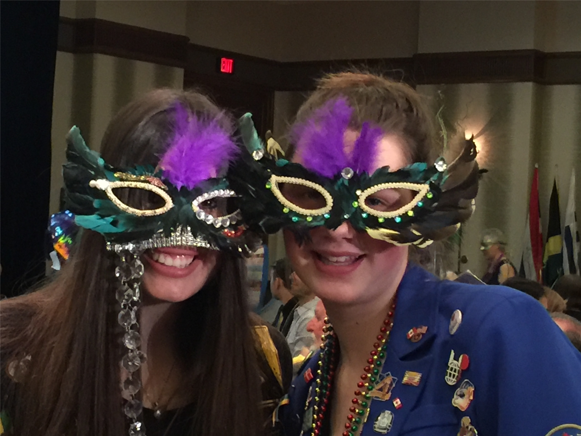 654a94add9 New Orleans style Gala at the District 5040 Conference