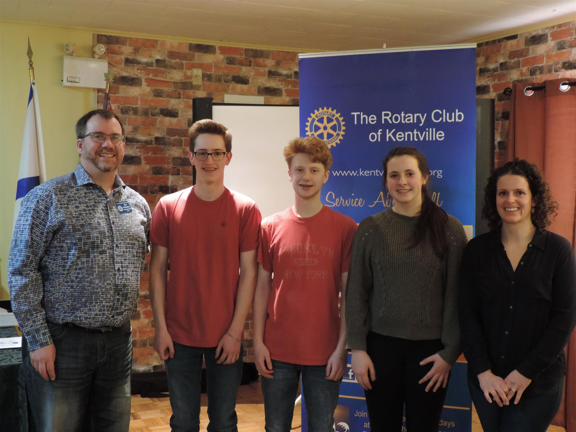 8438bb10118 ... Youth Committee along with 3 members of the NEW Interac Club from NKEC.  We look forward to working with the students and seeing them at our  meetings.