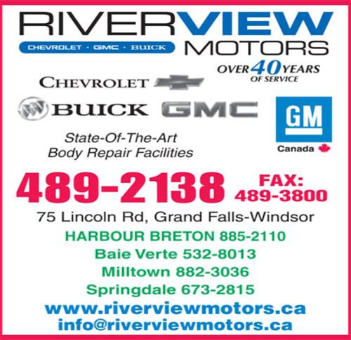 Riverview Motors