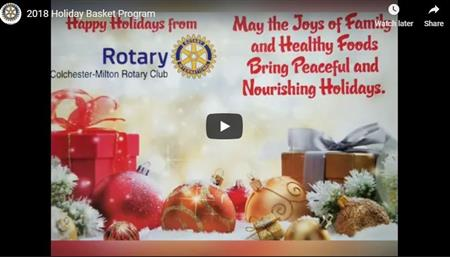 Stories | Rotary Club of Colchester-Milton