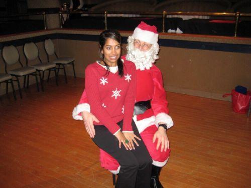 Christmas Swingers