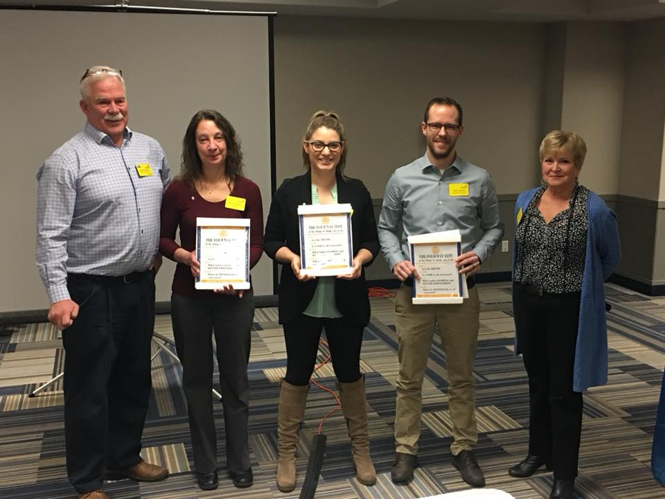 Stories | Rotary Club of Grande Prairie Sunrise