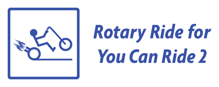 Rotary Ride for You Can Ride 2