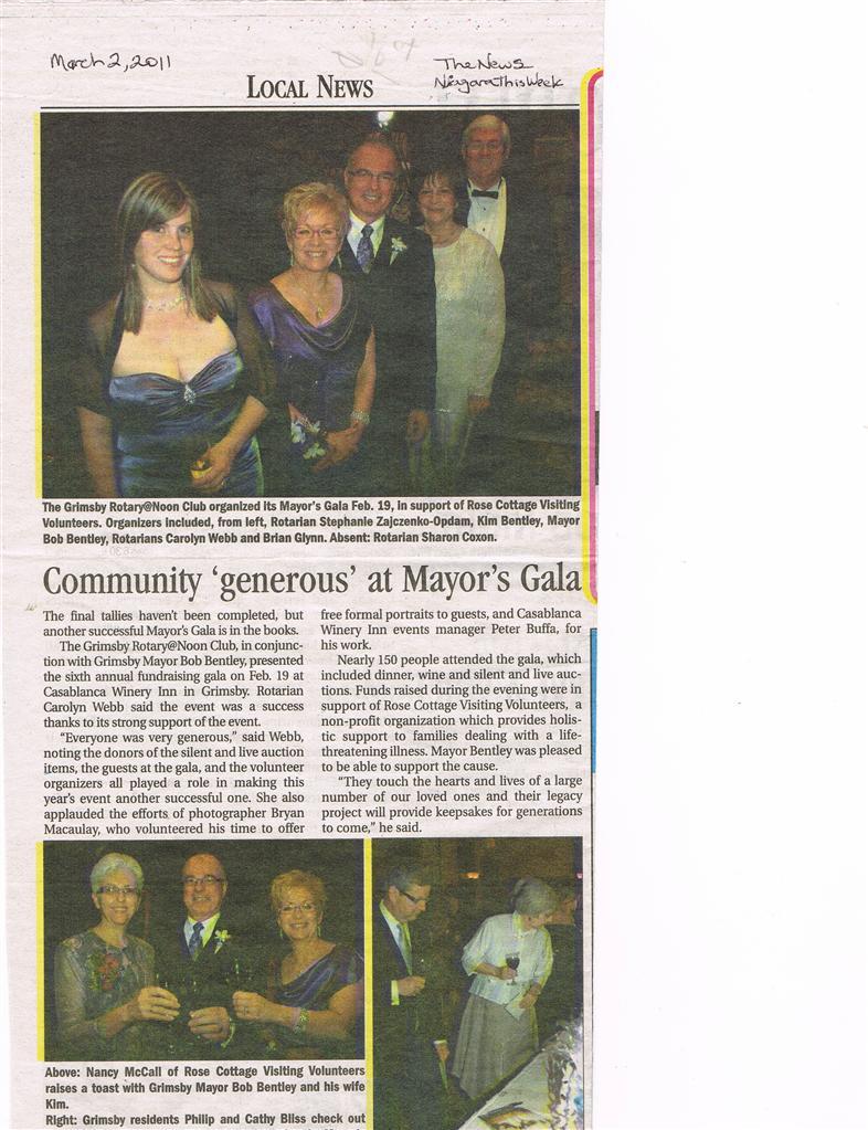 Gala News