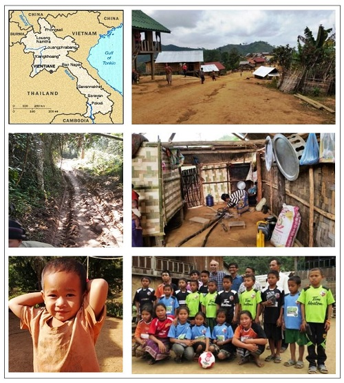 Adopt-A-Village Laos | Rotary Club of Ladner (Delta)