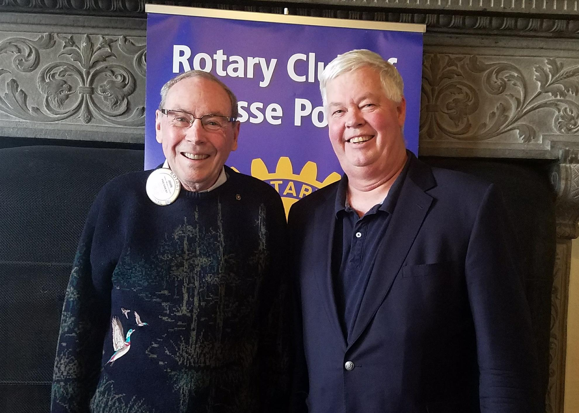 Tim Killeen Rotary Club Of Grosse Pointe