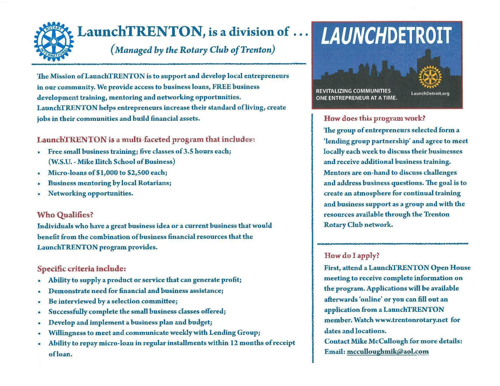 Next Event Rockin The D Downriver Rotary Club Of Trenton