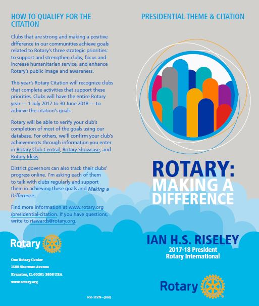 Stories Rotary Club Of Adrian