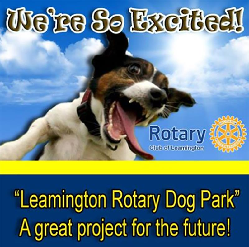 Leamington Ontario Dog Park