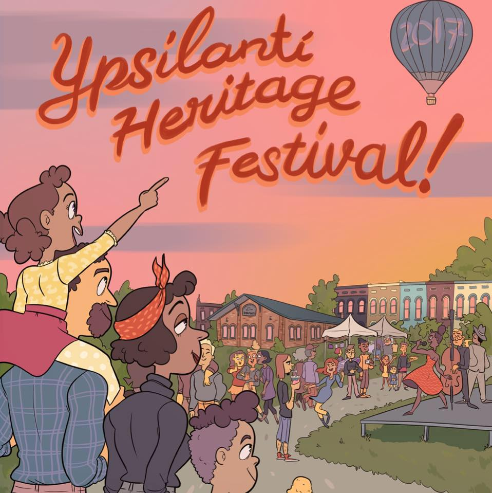 Ypsi Heritage Festival