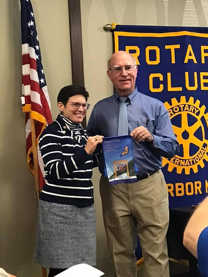 Vic Fleming: The Rotarian