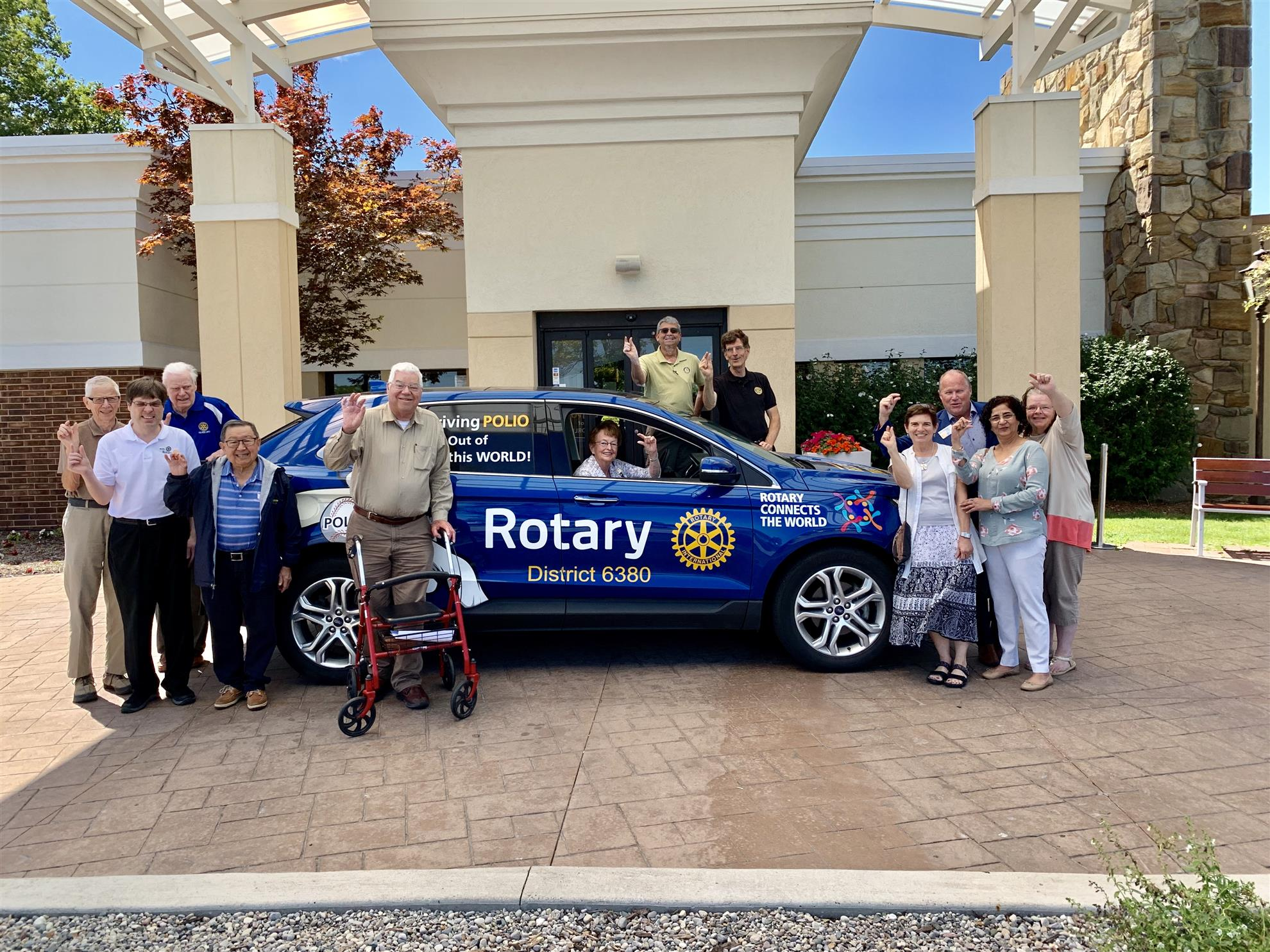 Stories | Rotary Club of Ann Arbor North