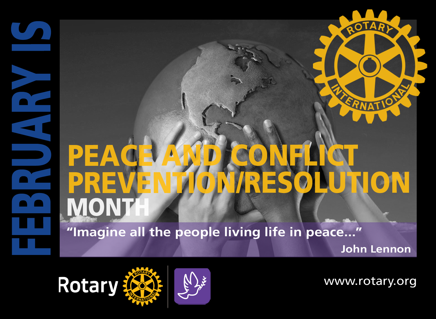 Rotary Month