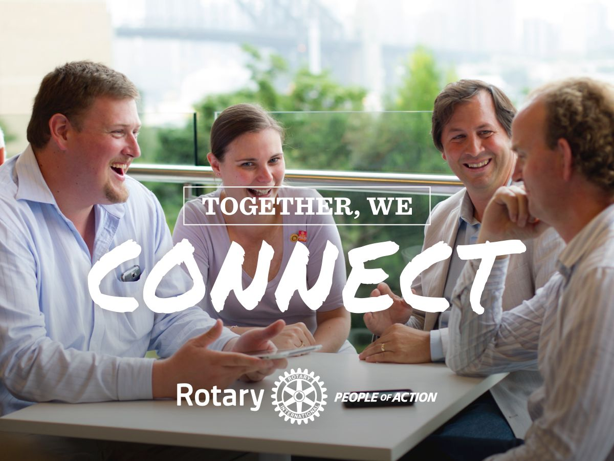 Together, We Connect