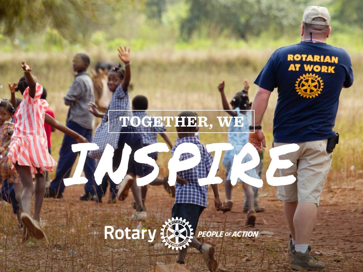 Together, We Inspire
