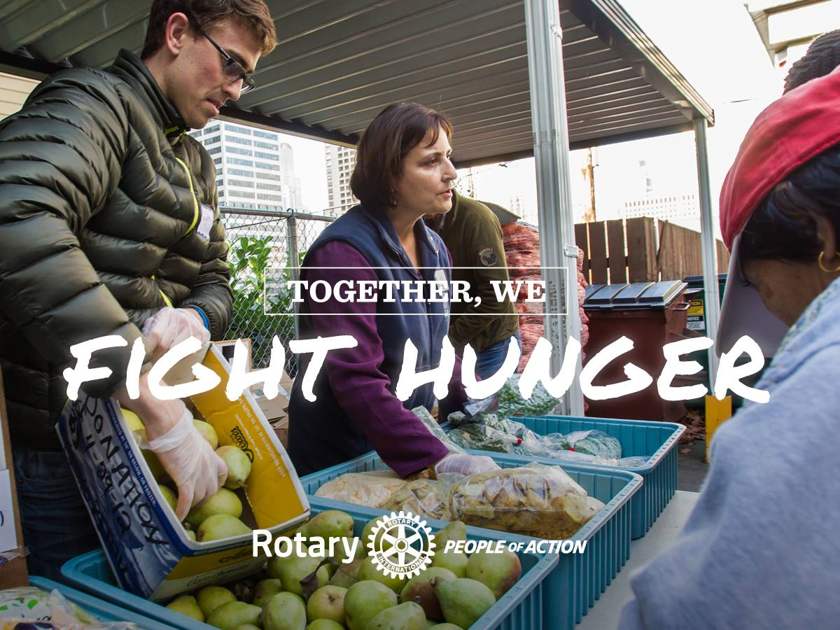Together We Fight Hunger