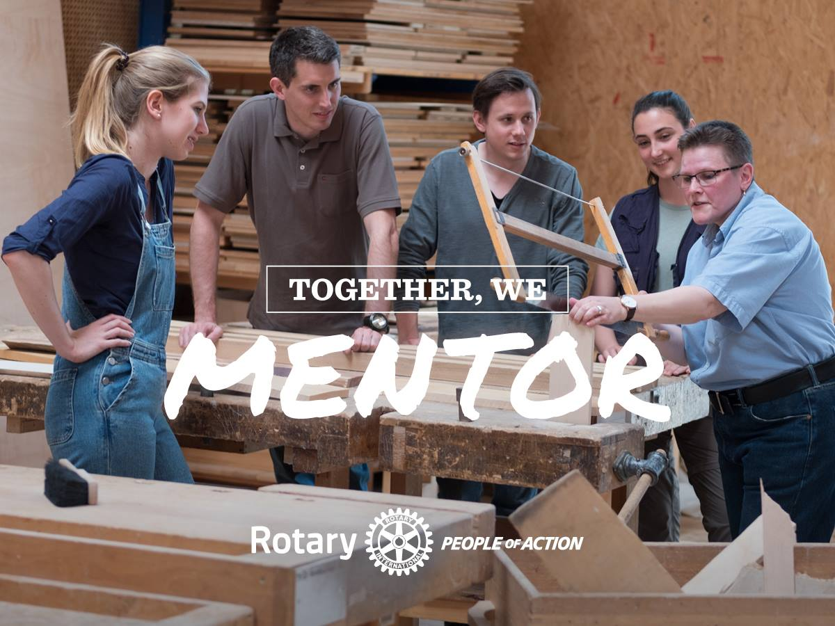 Together We Mentor