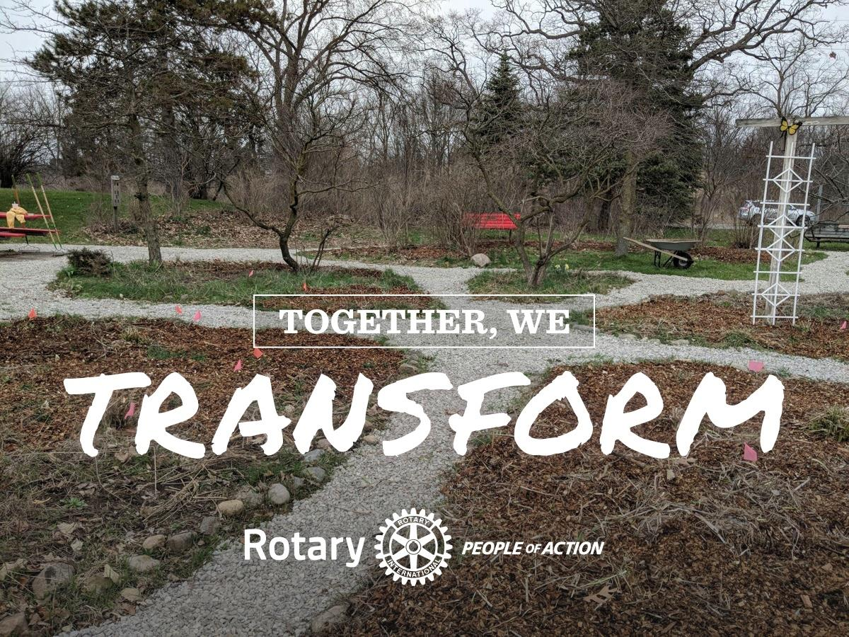 Together, We Transform