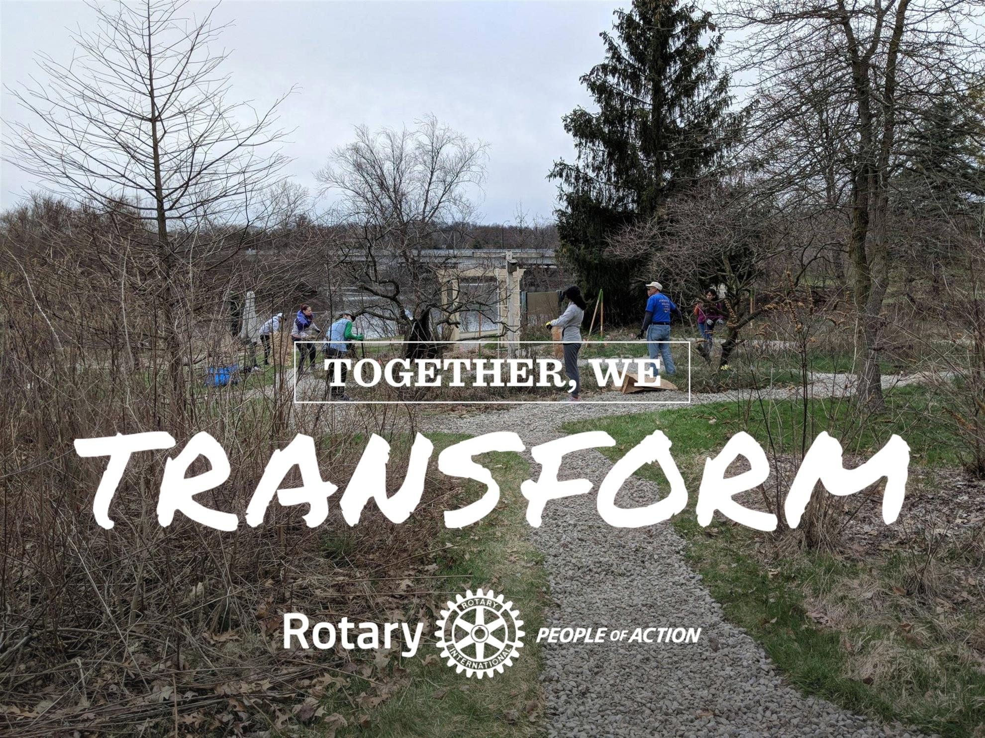 Together We Transform