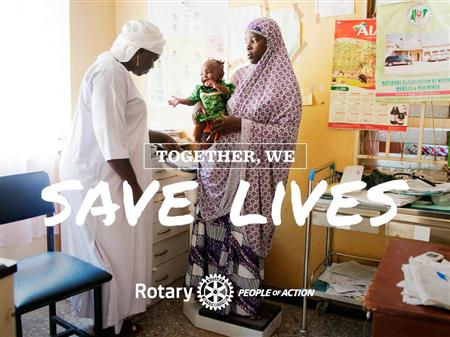 Together We Save Lives