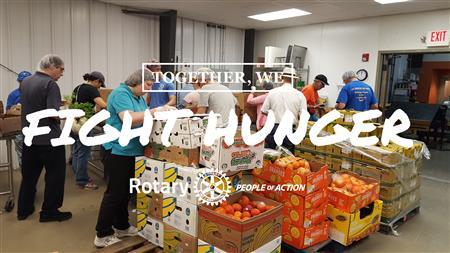 Together We Fight Hunger