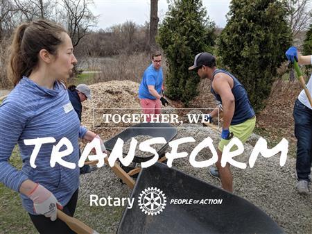 Together, We Transform