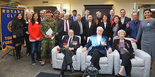 Veterans' Luncheon - 2016