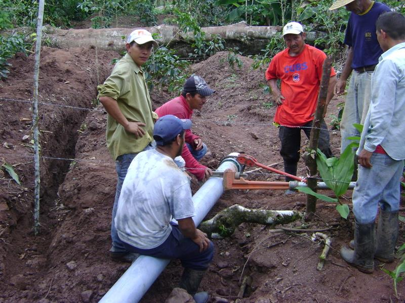 Honduras Water Project