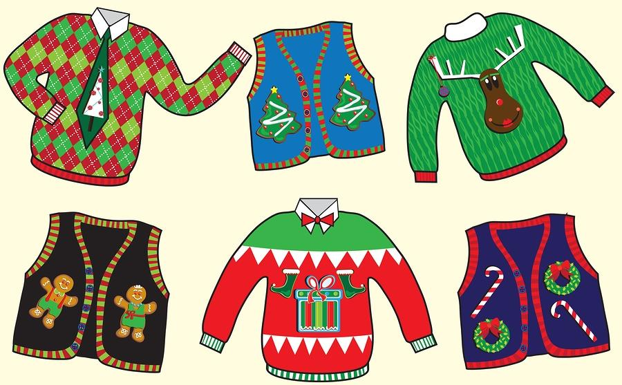 Ugly Sweater Meeting This Week
