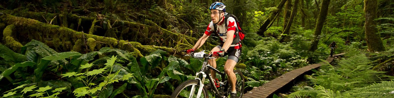 Legendary Mountain Biking