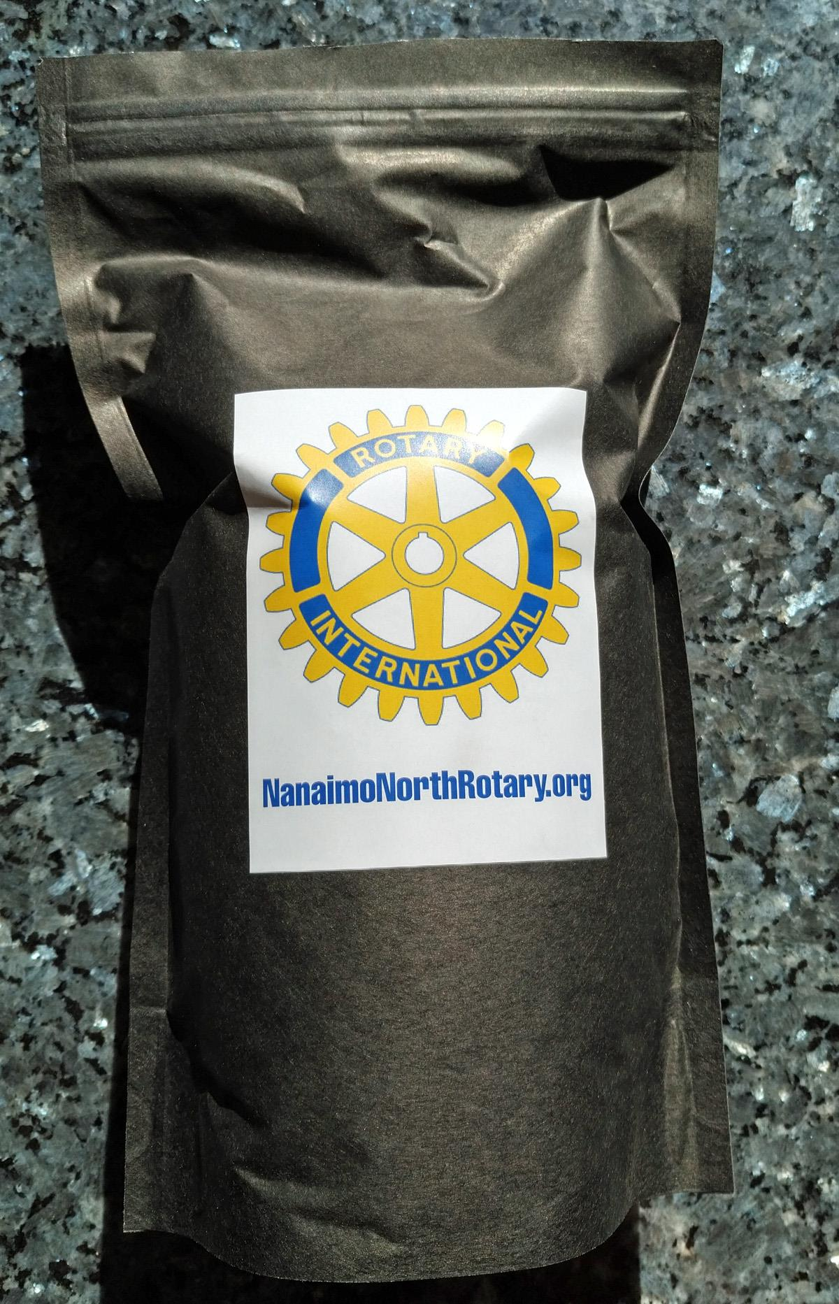 140cd4b94 Organic, fairly traded beans, roasted locally on the Mid Island in a  convenient re-sealable bag.