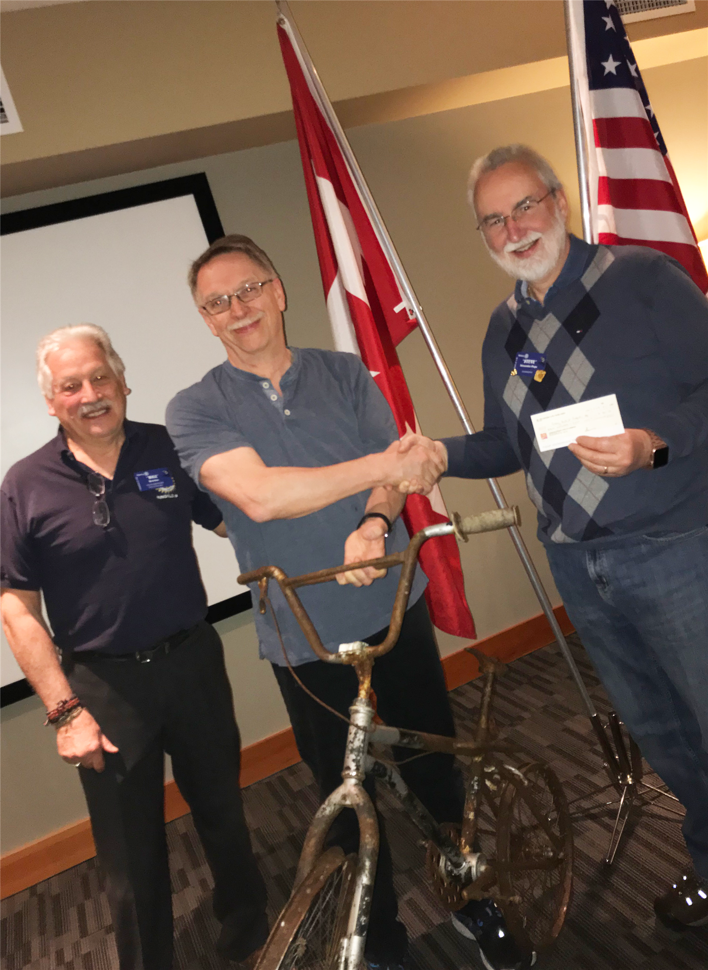 Stories | Rotary Club of Parksville AM