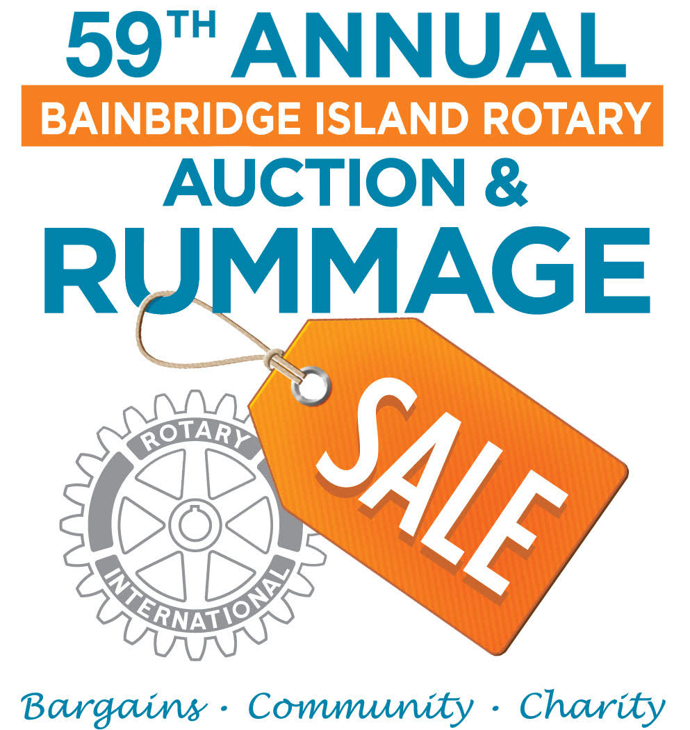 59th ROTARY AUCTION & RUMMAGE SALE COMPLETE! | Rotary Club