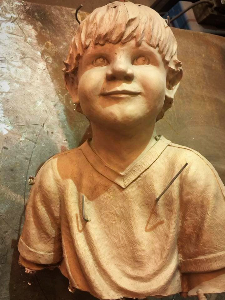 Eli Creekmore statue
