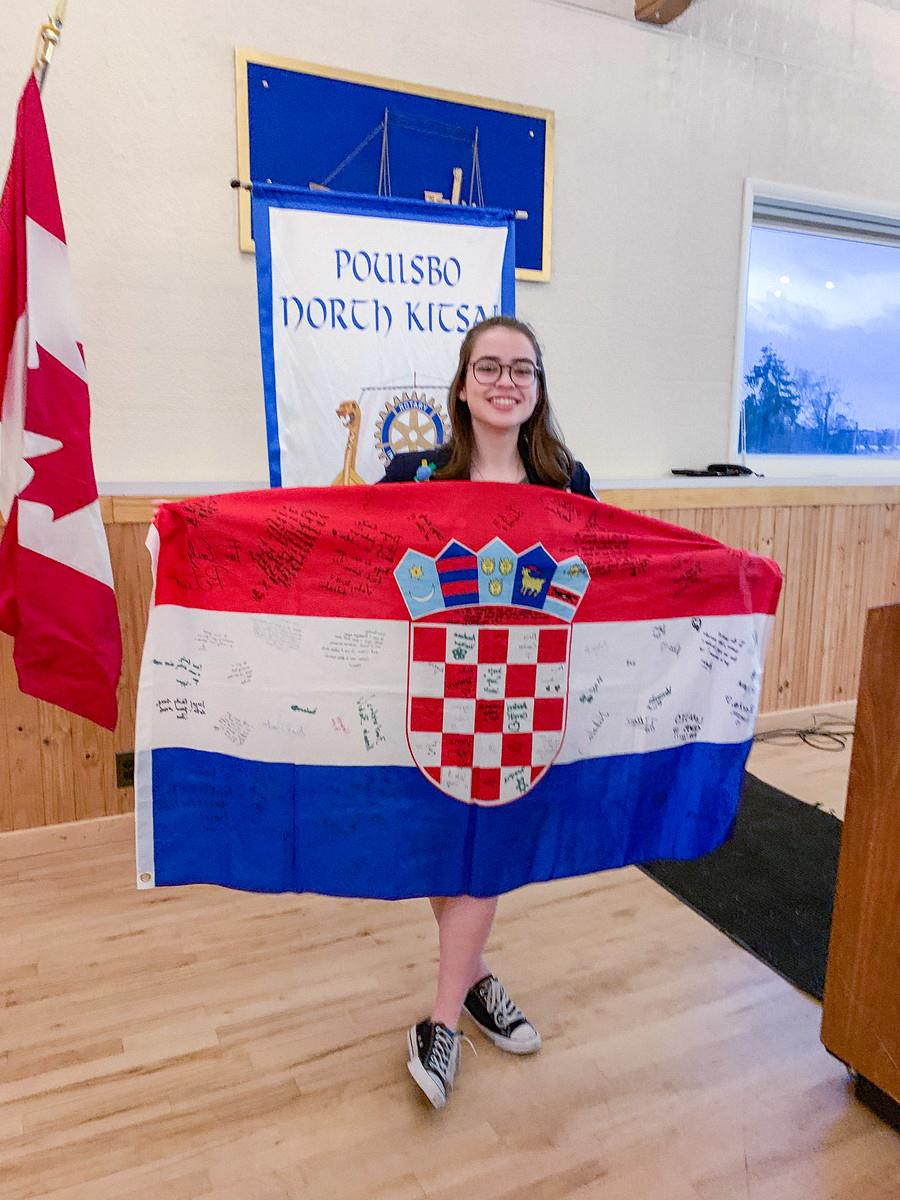 Emily Carthum's Exchange Experience in Croatia