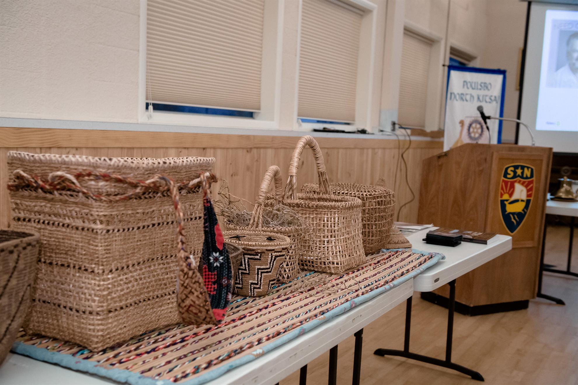 Examples of baskets