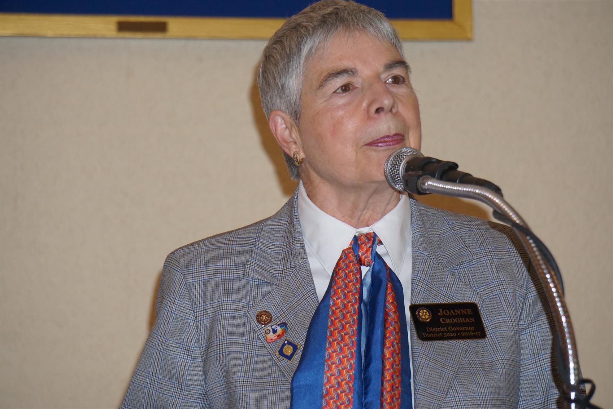 Joanne Croghan
