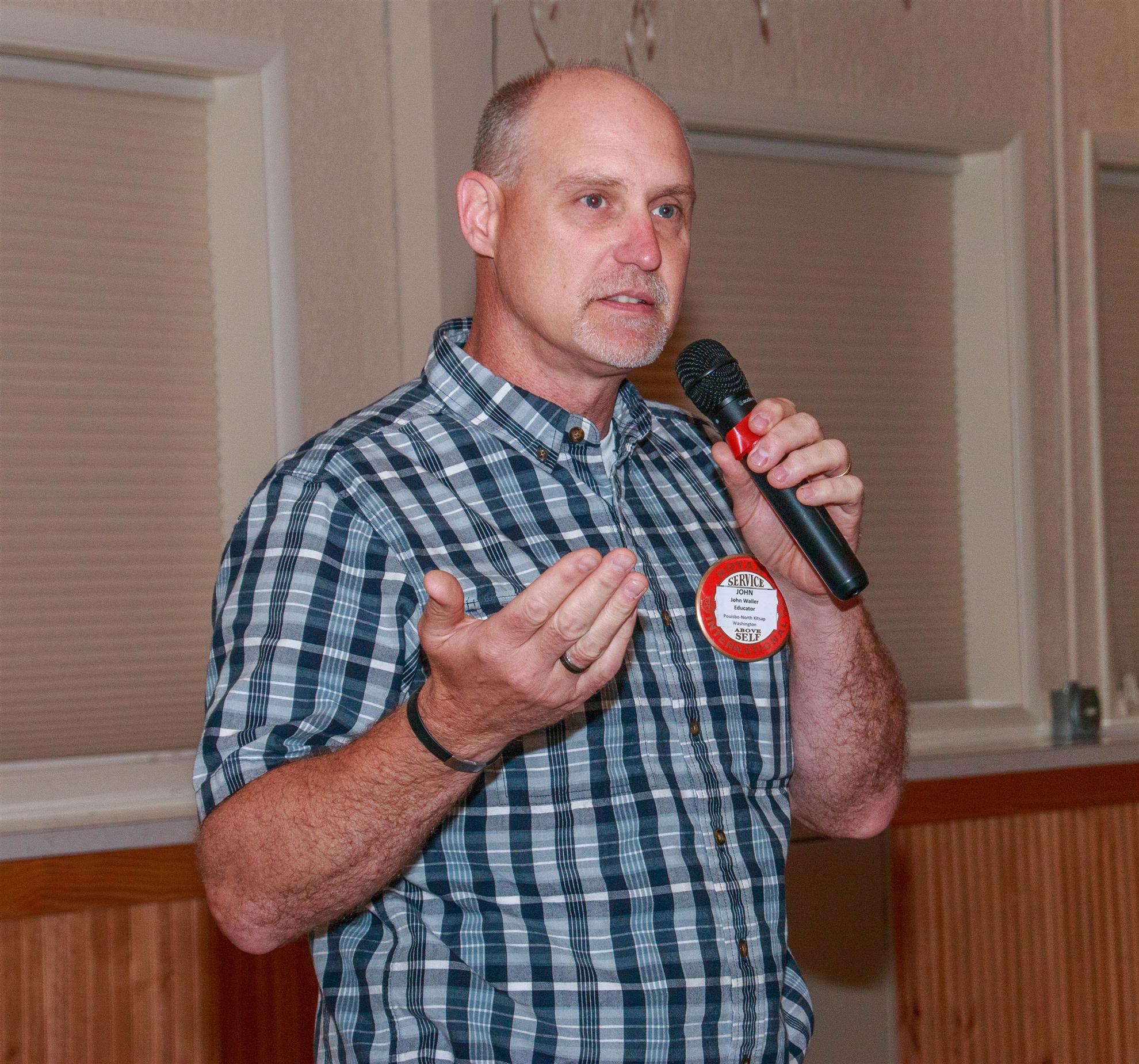 John Waller Classification Talk