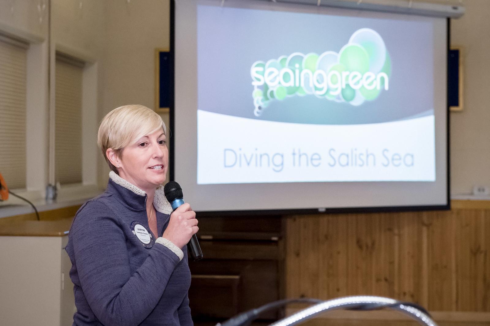 Presentation by Laurynn Evans