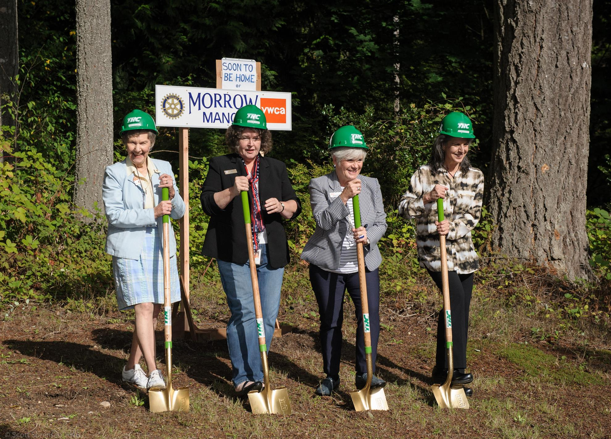Morrow Manor Groundbreaking