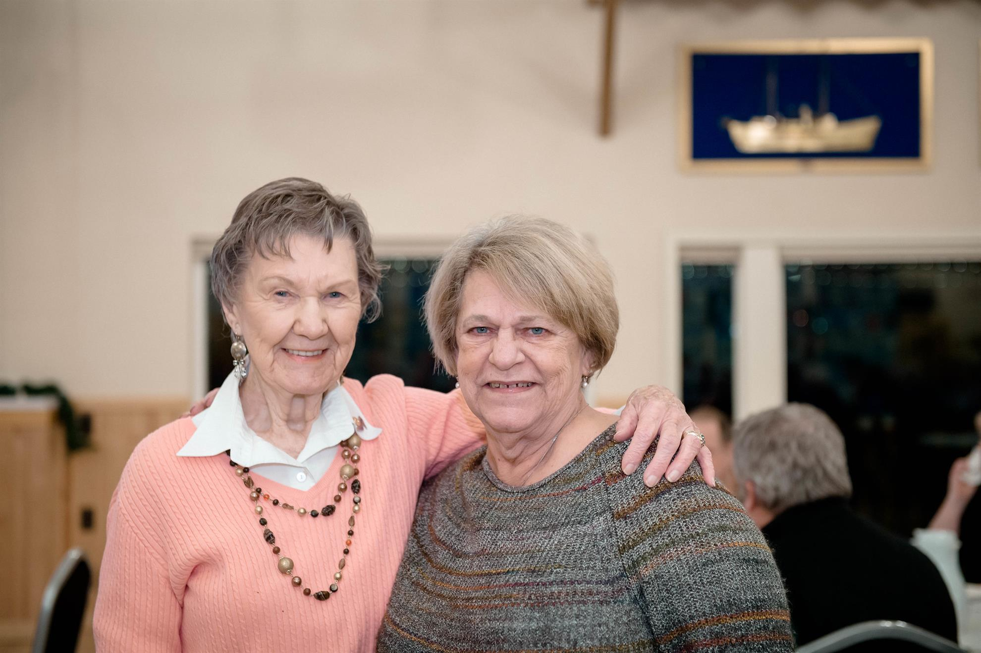 Carole and Ardis